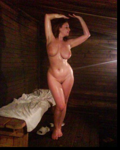 ню фото зрелых женщин в бане